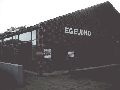 Bygning Egelund
