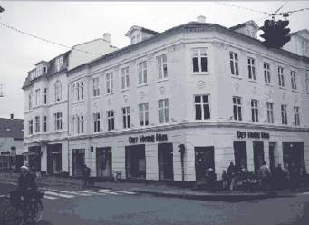 Peter Nielsen det hvide hus